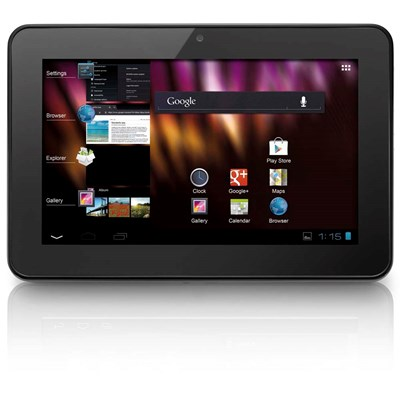 Tablet Alcatel Onetouch Evo 7 Pt4gb Preto 4gb 3g