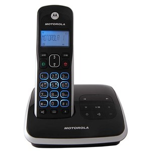 Telefone Sem Fio Motorola Auri3500se Com Id Preto