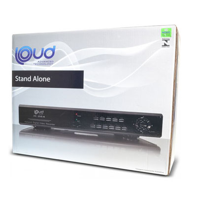 Dvr Loud Stand Alone 16 Canais - Ld1617