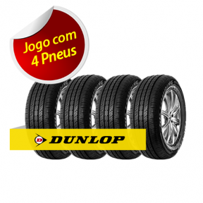 Pneu Dunlop Sp Touring T1 175/65 R14 82t - 4 Unidades