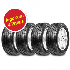 Pneu Pirelli Scorpion Verde All Season 235/65 R17 108v - 4 Unidades