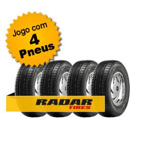Pneu Radar Tires Rivera Pro2 195/65 R15 91h - 4 Unidades