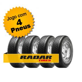 Pneu Radar Tires Rivera Gt10 225/75 R16 115/112q - 4 Unidades