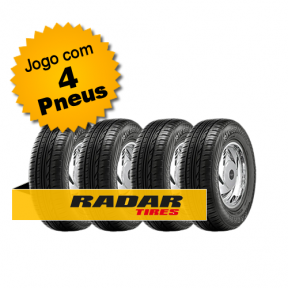 Pneu Radar Tires Rivera Pro2 185/60 R14 82h - 4 Unidades