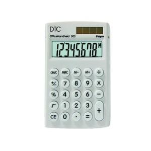 Calculadora de Bolso Hand Held Branca 300 Dtc