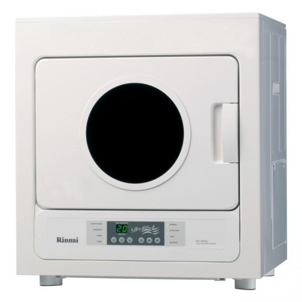 Secadora de Roupas Rinnai 6kg Parede Branco 110v - Rd600br