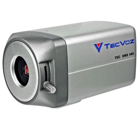 Câmera Tecvoz Profissional Day Night, Ccd Sony, 1/3, 480 Tvl Color - Dns480