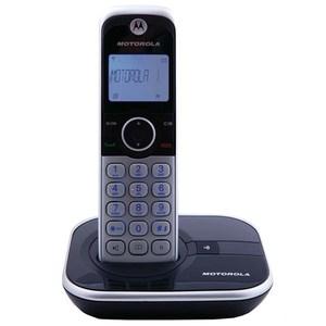 Telefone Sem Fio Motorola Gate4800bt Com Id Preto