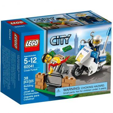 Lego City Perseguição de Bandido 60041