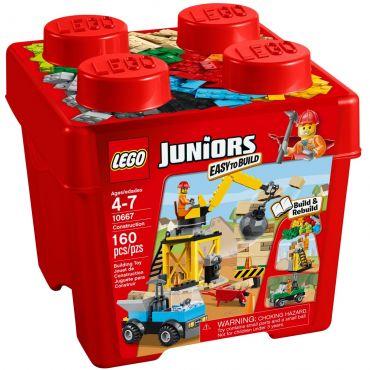 Lego Juniors Construção 10667