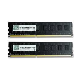 Memória Ram 8gb Kit(2x4gb) Ddr3 1600mhz F3-1600c11d-8gnt G.skill