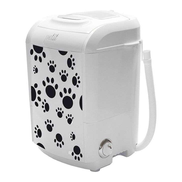 Lavadora de Roupa 1,2kg Branco Petit Pet Praxis - 220v