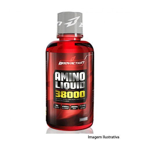 Amino Liquid 38000 480ml Limão Siciliano Body Action