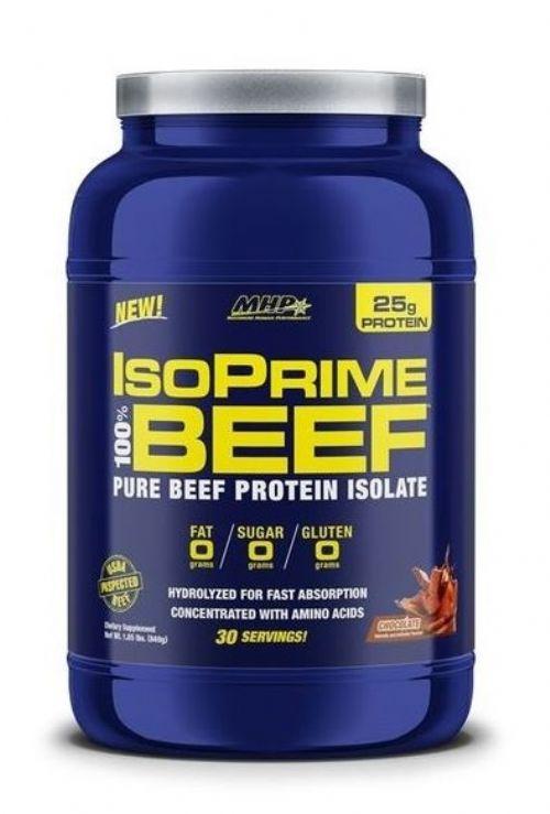 Isoprime 100% Beef 816g Baunilha Mhp