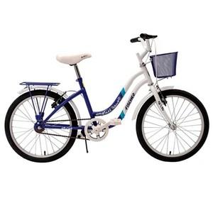 Bicicleta Fischer Fast Girl Aro 20 Rígida 1 Marcha - Roxo