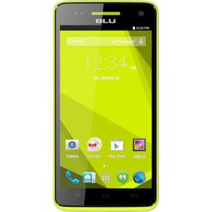 Celular Smartphone Blu Studio 5.0 D536 4gb Amarelo - Dual Chip