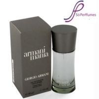 Perfume Armani Mania Giorgio Armani Eau de Toilette Masculino 50 Ml