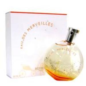 Perfume Eau Des Merveilles Hermes Eau de Toilette Feminino 50 Ml