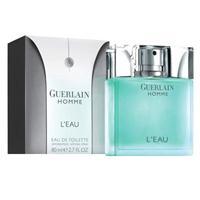 Perfume Guerlain Homme L'eau Guerlain Eau de Toilette Masculino 80 Ml