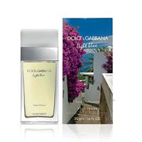 Perfume Light Blue Escape To Panarea Dolce & Gabbana Eau de Toilette Feminino 100 Ml