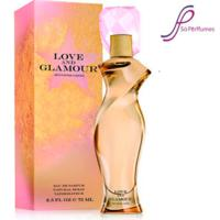 Perfume Love And Glamour Jennifer Lopez Eau de Parfum Feminino 30 Ml