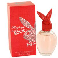 Perfume Play It Rock Playboy Eau de Toilette Feminino 50 Ml