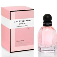 Perfume Balenciaga Paris L'eau Rose Balenciaga Eau de Toilette Feminino 50 Ml