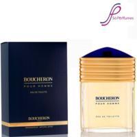 Perfume Boucheron Pour Homme Boucheron Eau de Toilette Masculino 50 Ml