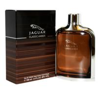 Perfume Classic Amber Jaguar Eau de Toilette Masculino 100 Ml