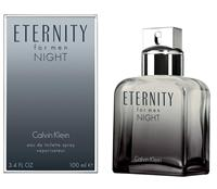 Perfume Eternity Night Calvin Klein Eau de Toilette Masculino 100 Ml