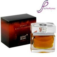 Perfume Homme Exceptionnel Montblanc Eau de Toilette Masculino 75 Ml