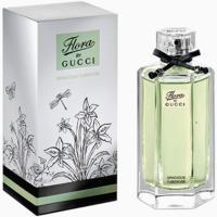 Perfume Flora By Gucci Gracious Tuberose Gucci Eau de Toilette Feminino 100 Ml
