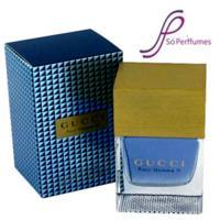Perfume Pour Homme Ii Gucci Eau de Toilette Masculino 50 Ml