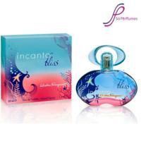 Perfume Incanto Bliss Salvatore Ferragamo Eau de Toilette Feminino 50 Ml