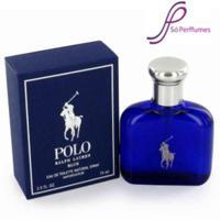Perfume Polo Blue Ralph Lauren Eau de Toilette Masculino 125 Ml