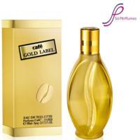 Perfume Gold Label Café Café Eau de Toilette Feminino 50 Ml