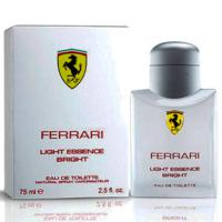 Perfume Light Essence Bright Ferrari Perfumes Eau de Toilette Masculino 75 Ml
