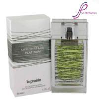 Perfume Life Threads Platinum La Prairie Eau de Parfum Feminino 50 Ml