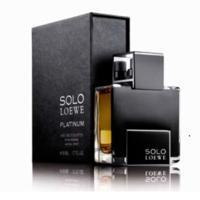 Perfume Solo Loewe Loewe Eau de Toilette Masculino 50 Ml