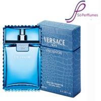 Perfume Versace Man Eau Fraiche Gianni Versace Eau de Toilette Masculino 100 Ml
