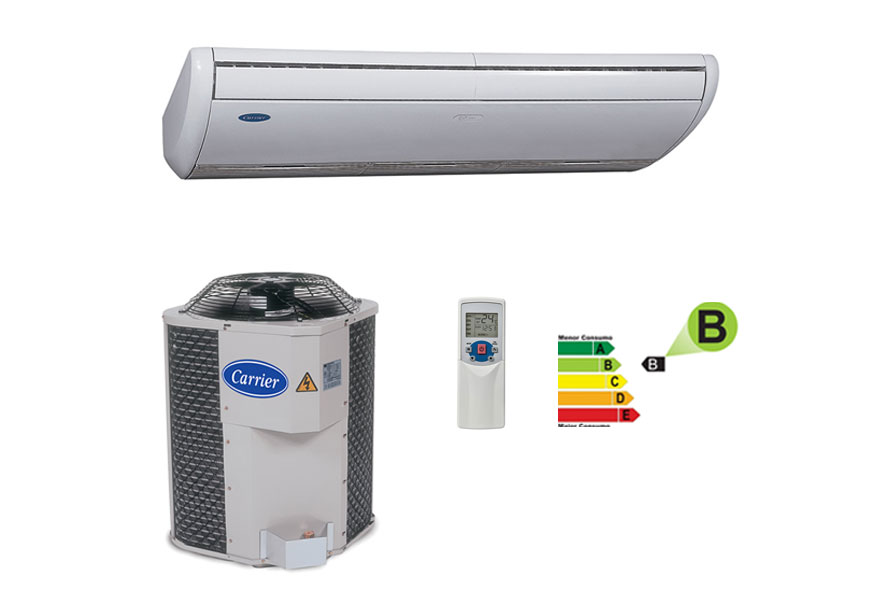 Ar Condicionado Split Piso Teto 58000 Btu Frio Space - Springer Carrier - 220v - 42xqc060515lc