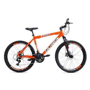 Bicicleta Gts M1 Walk 2.0 Disc T19 Aro 26 Susp. Dianteira 21 Marchas - Laranja