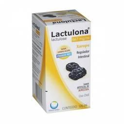Lactulona 667mg Xpe Fr 120ml Sb Ameixa - Lactulose - Daiichi Sankyo