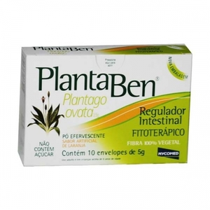 Plantaben 3,5g Po Efv 10 Env X 5g - Plantago Ovata - Nycomed Pharma