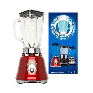 Liquidificador Oster Osterizer 1,25l 600w Sem Filtro 4126 - 220v