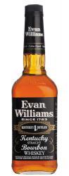 Whisky Evan Williams Black 1l - Idade Não Informada