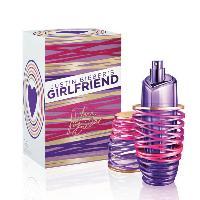 Perfume Girlfriend Justin Bieber Eau de Parfum Feminino 100 Ml