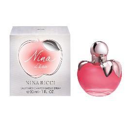 Perfume Nina L'eau Nina Ricci Eau de Toilette Feminino 30 Ml