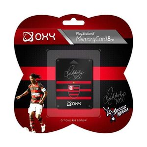 Memory Card Flamengo 8mb Oxy