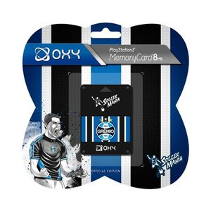 Memory Card Grêmio 8mb Oxy